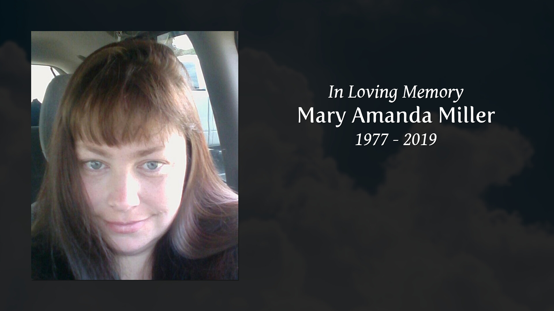 Amanda Rosa Play Boy obituary of mary amanda miller | welcome to boone family