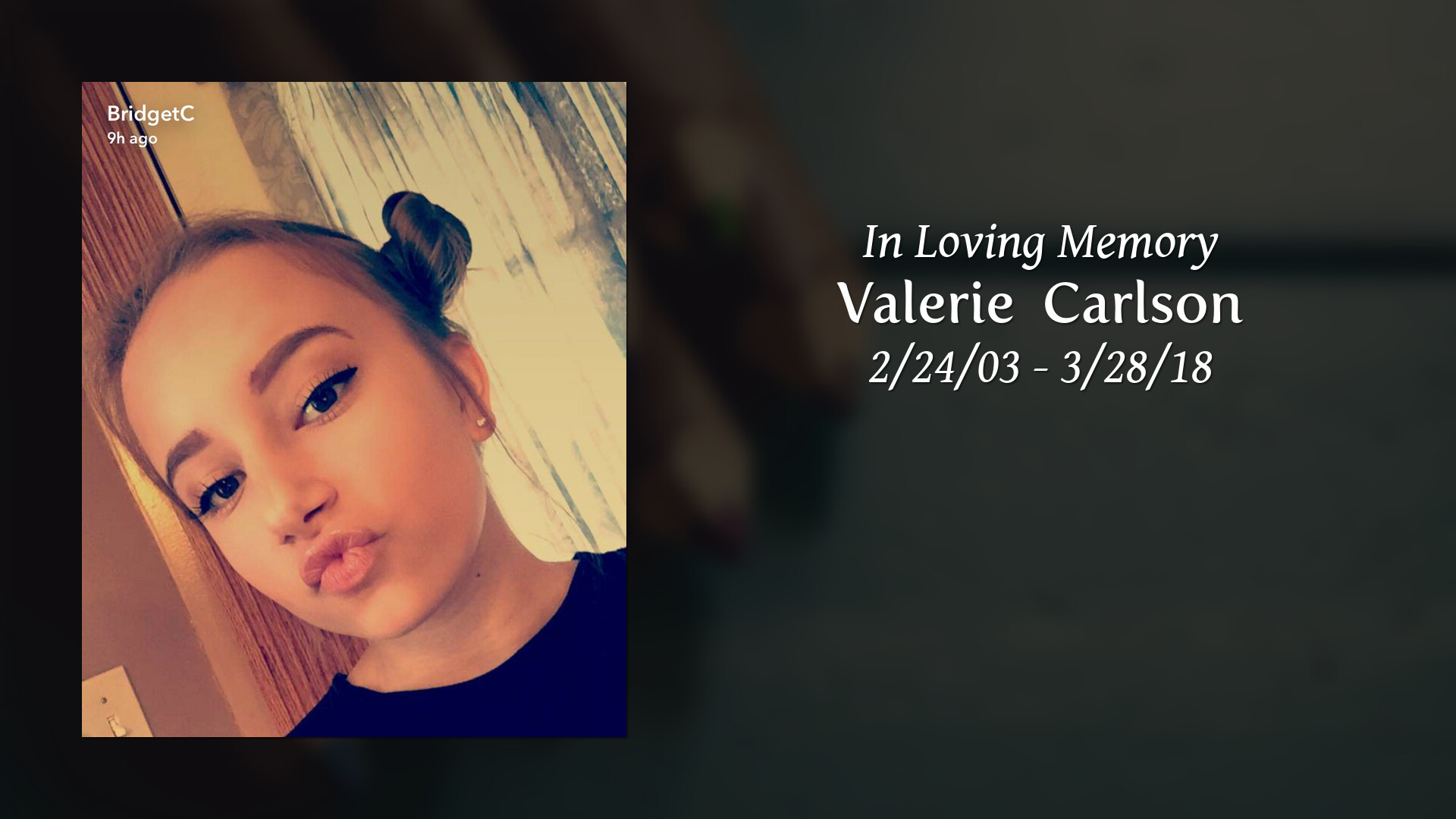 Obituary | Valerie Carlson of Aledo, Illinois | Speer