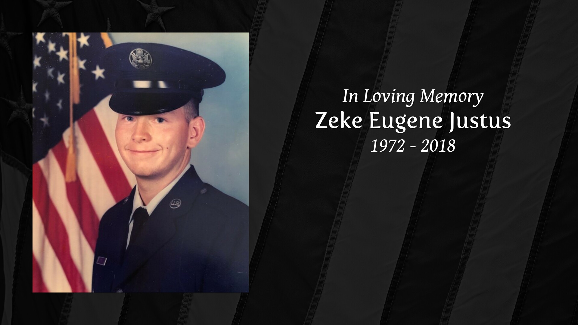 Obituary for Zeke Eugene Justus
