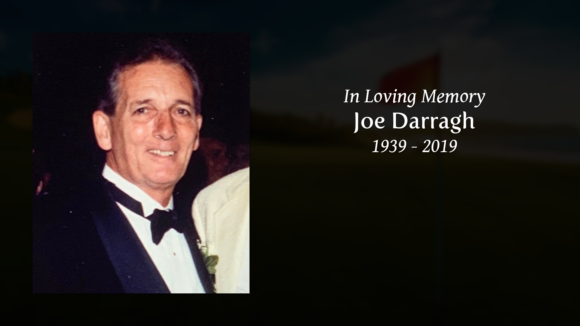 Obituary of Joe Darragh | Moore & Snear Funeral Home serving