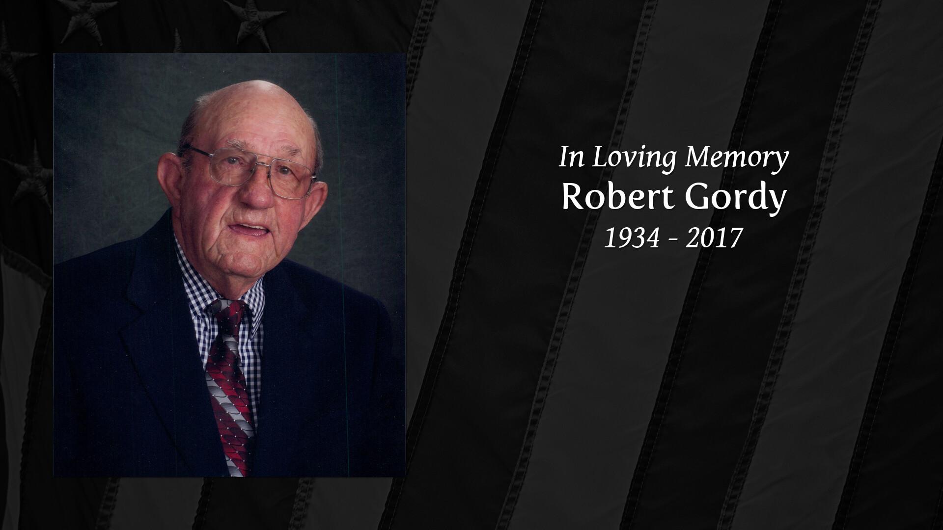 Robert C Gordy Obituary - Salisbury, MD | ObitTree™