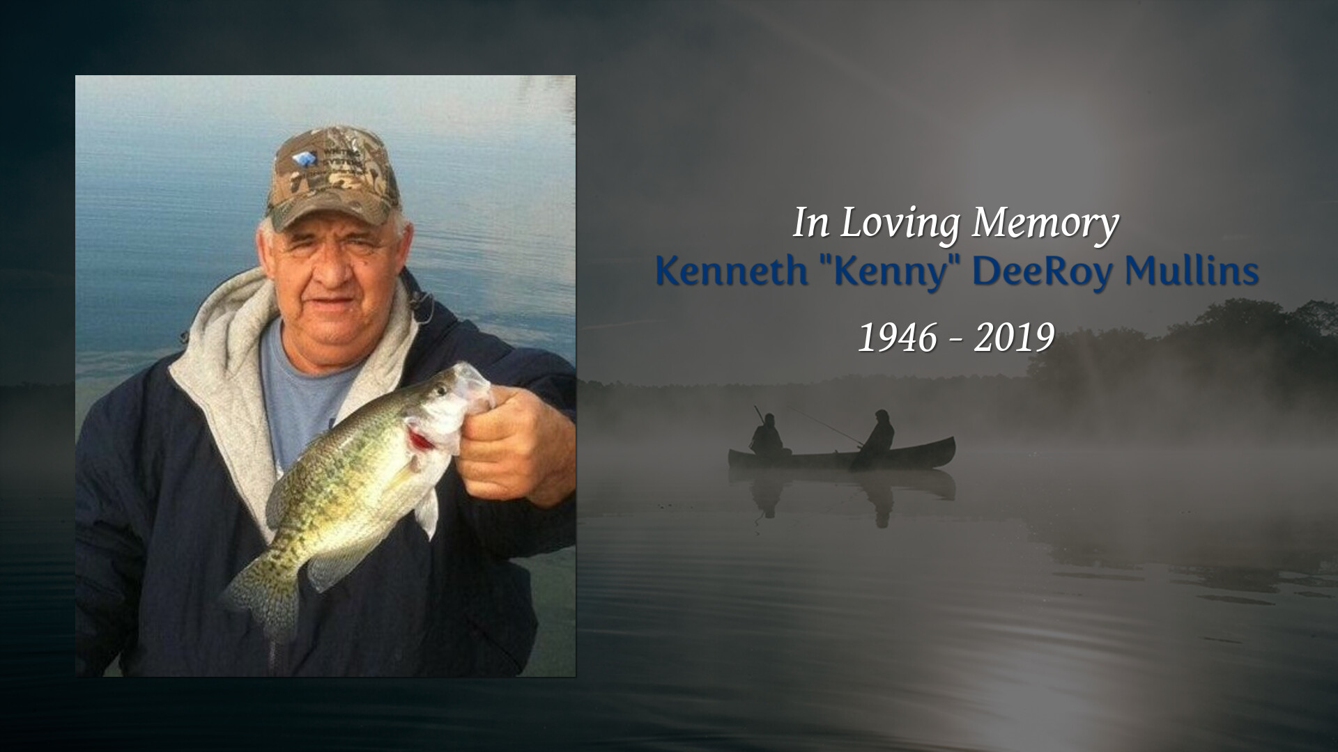 Kenneth Mullins Obituary, Kirby, AR