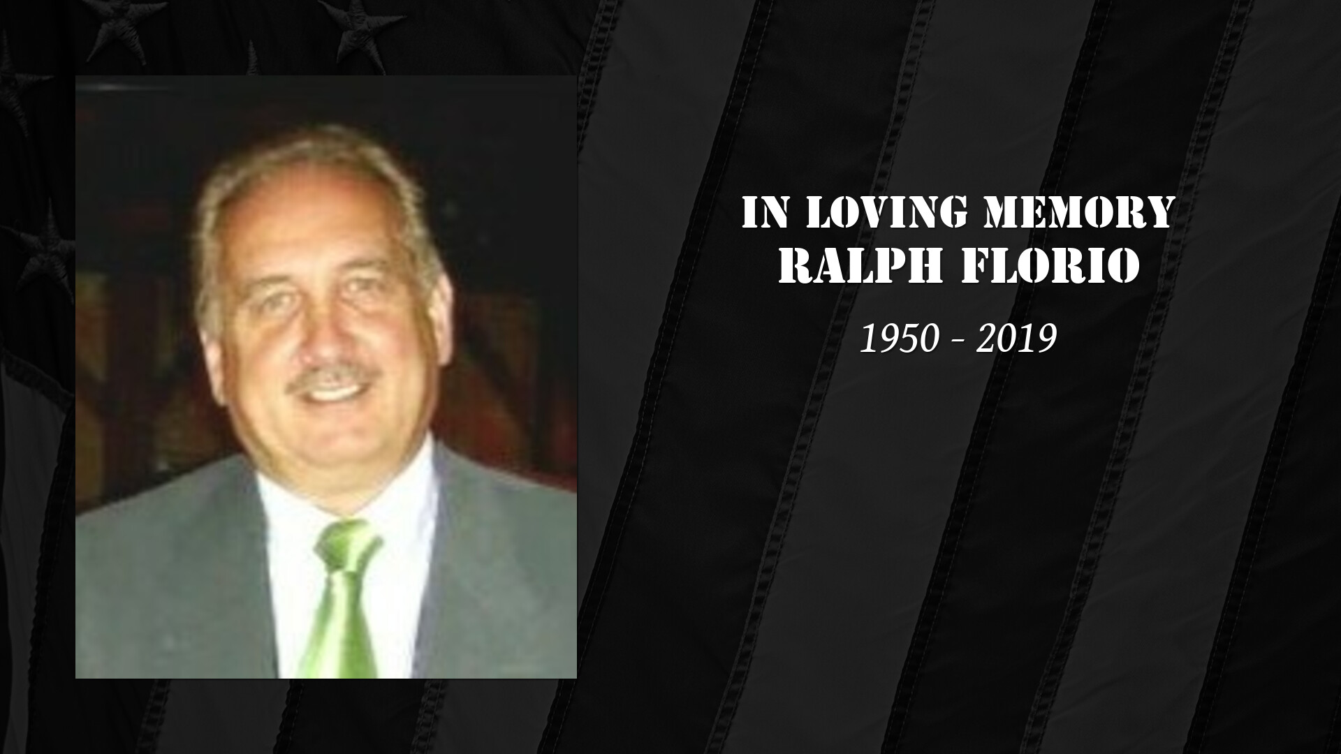 Obituary for Ralph Florio | Maceroni Funeral Home