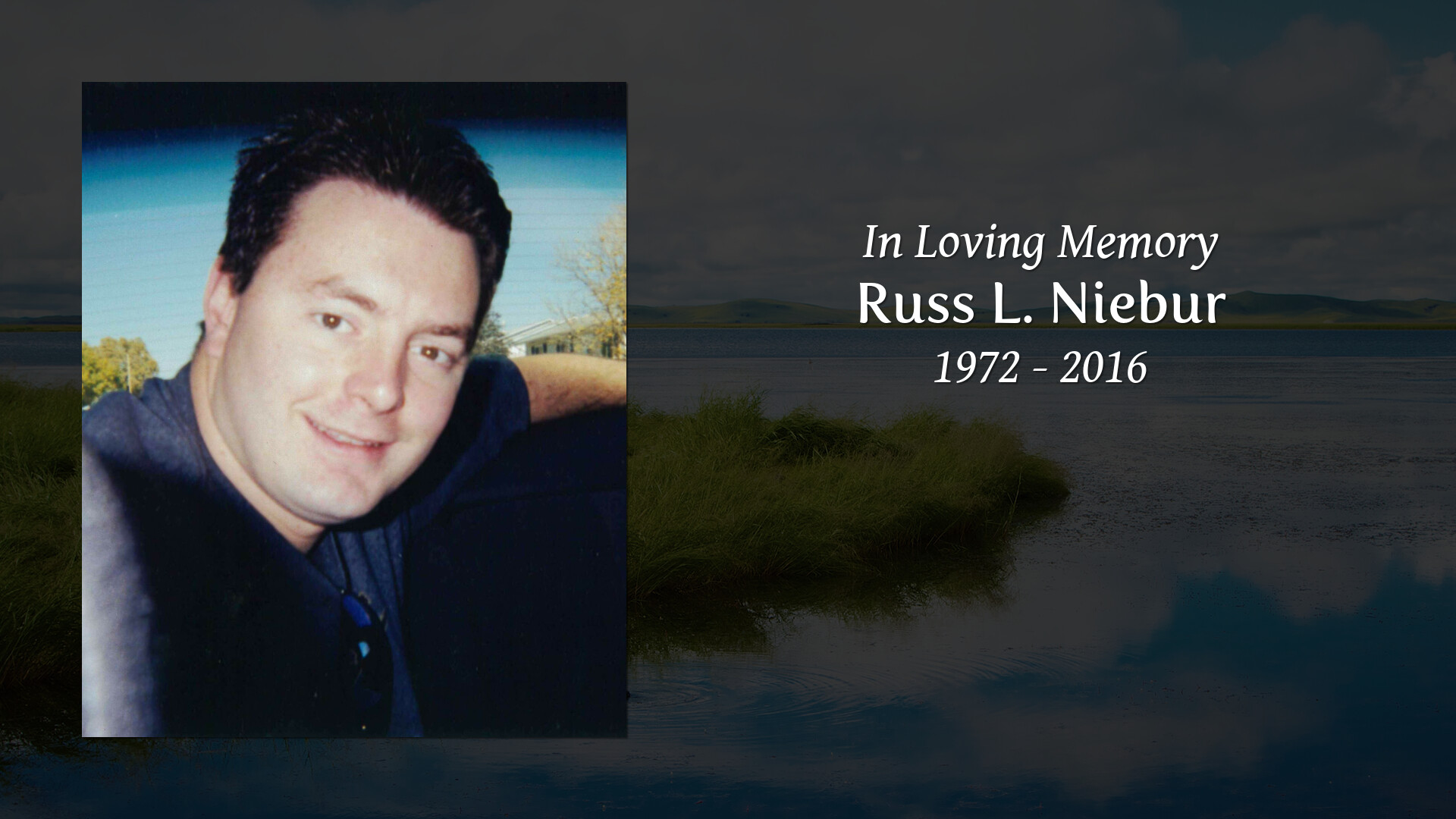 Obituary For Russell Russ Louis Niebur