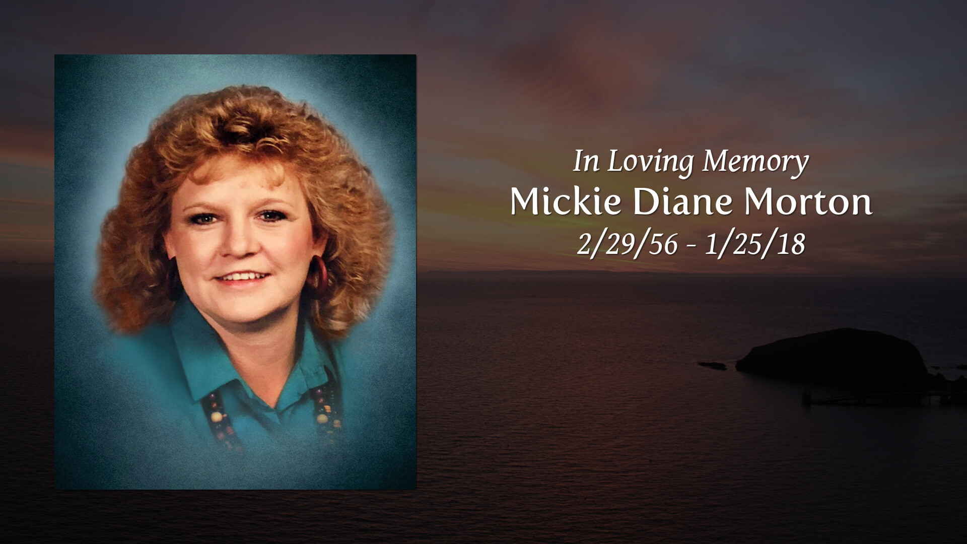 Obituary | Mickie Diane Morton of Boerne, Texas | Holt