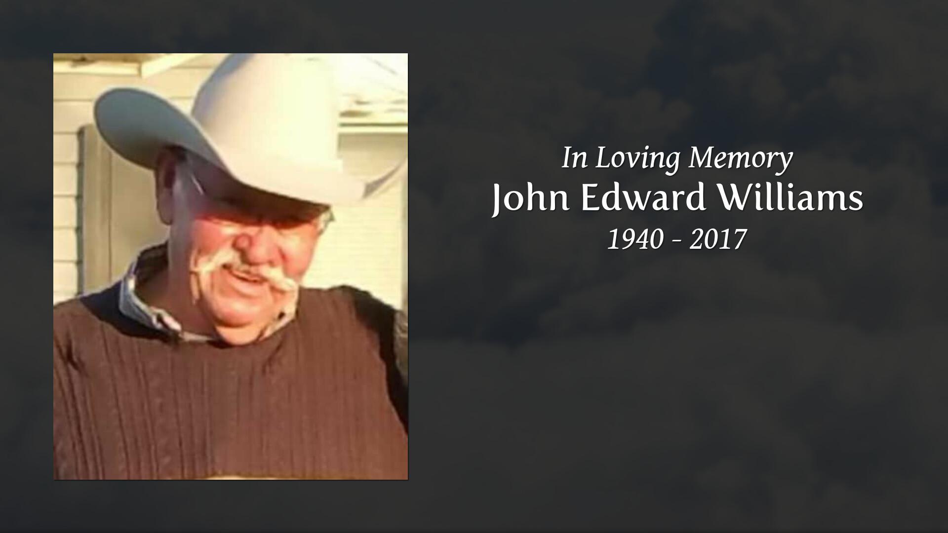 John Edward Williams Obituary Salisbury Md Obittree