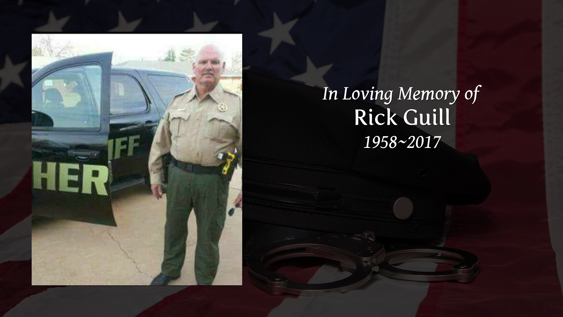Obituary | Rick Guill | Orr Gray Gish & Tipton Funeral Homes