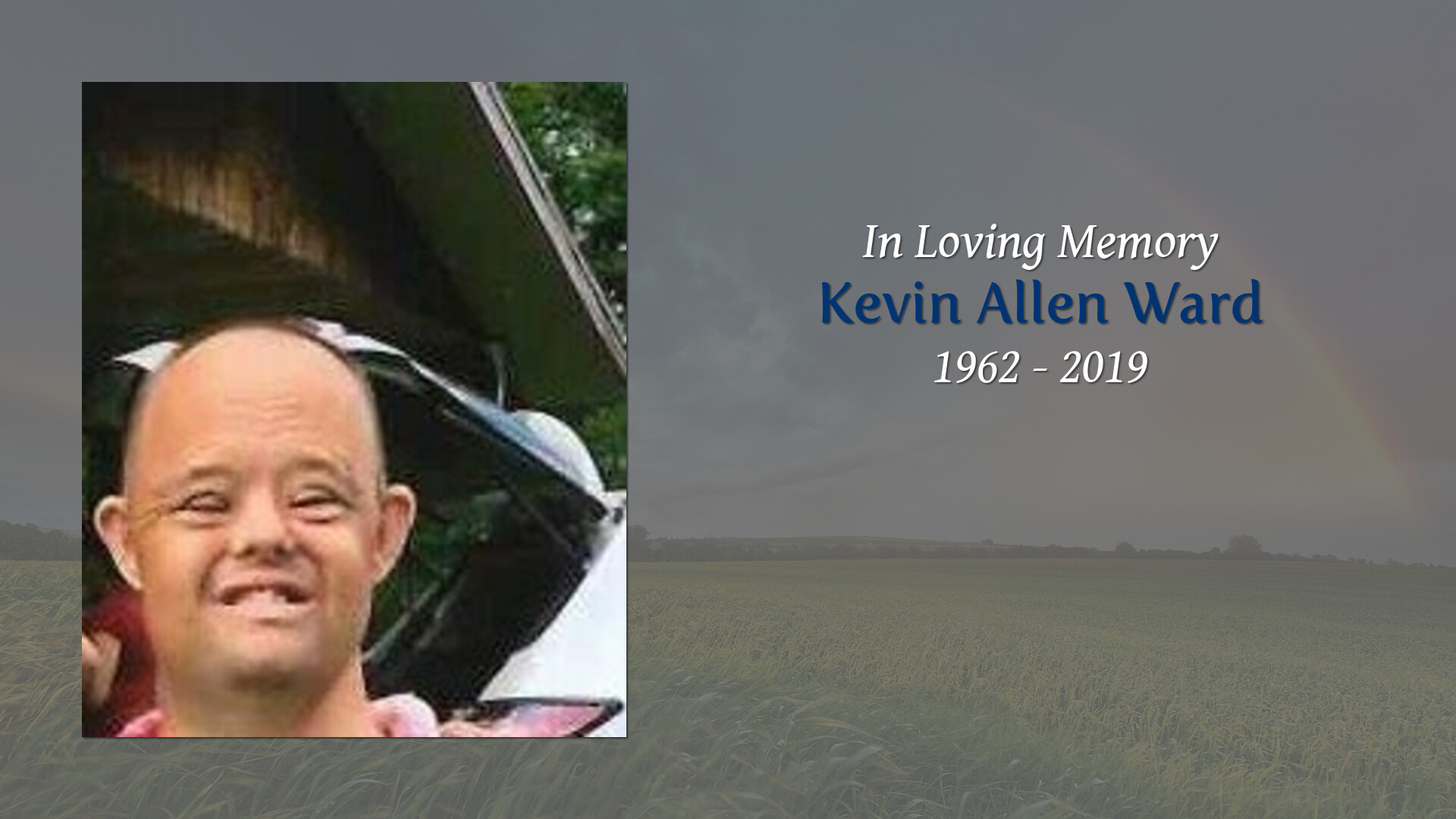 Obituary of Kevin Allen Ward | Martin Funeral, Cremation